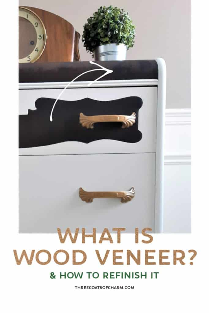 Wood Veneer And Can It Be Refinished, Refinishing Antique Furniture With Veneer